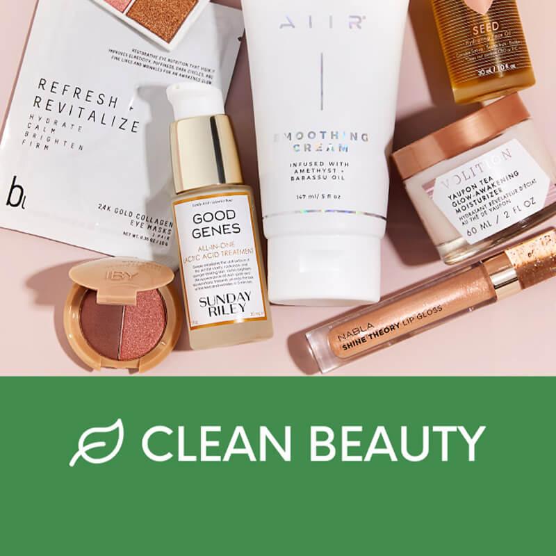 September 2021 Clean Beauty Badging Module