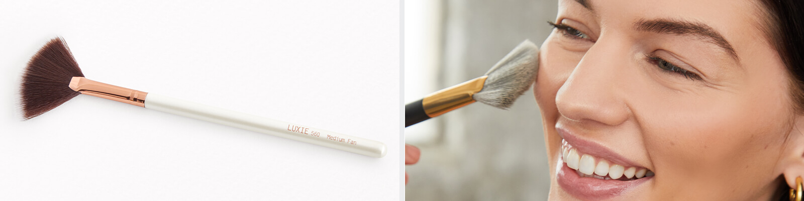 Confused By A Fan Brush? Don't Be–Here's How to Use It