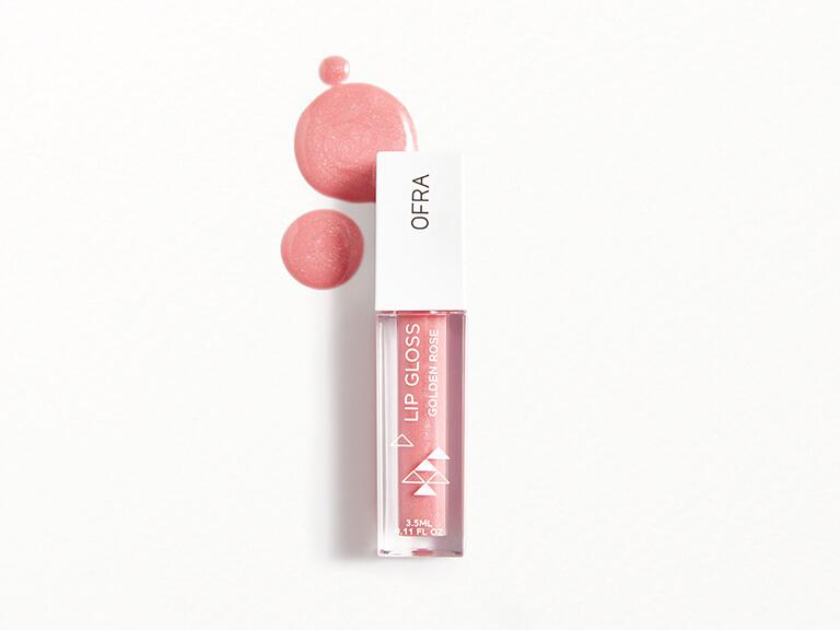 OFRA COSMETICS Lip Gloss in Golden Rose