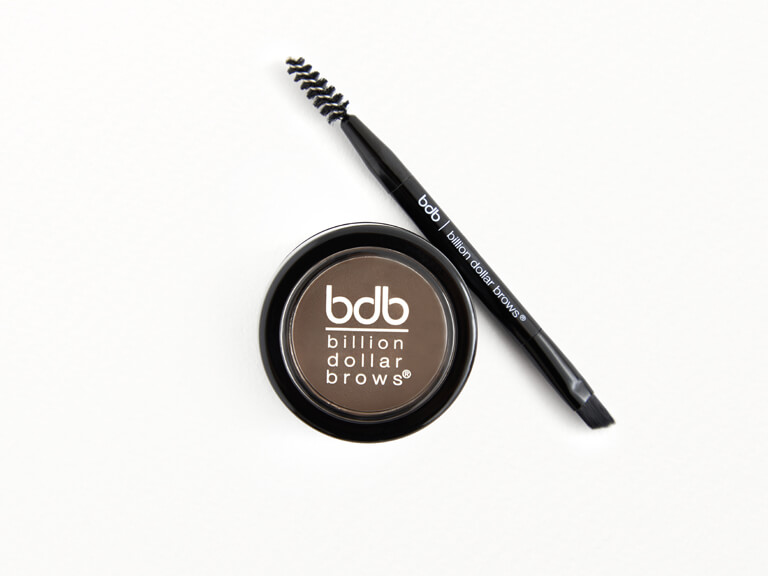 Billion Dollar Brows 60 Seconds to Beautiful Brows Kit in Taupe