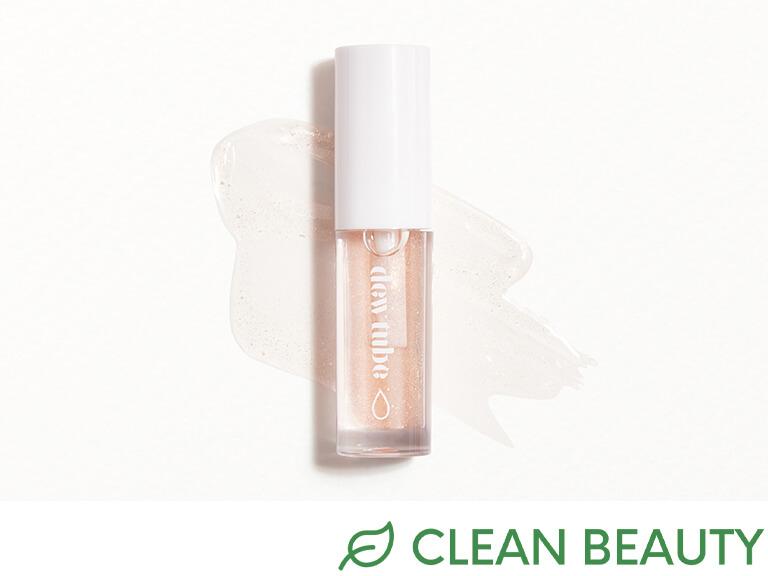 DEWTUBE Hydrating Lip Gloss in Dew