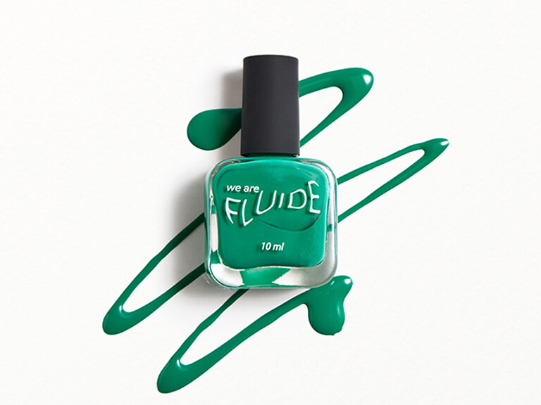 WE ARE FLUIDE 7-Free Polish in Martian