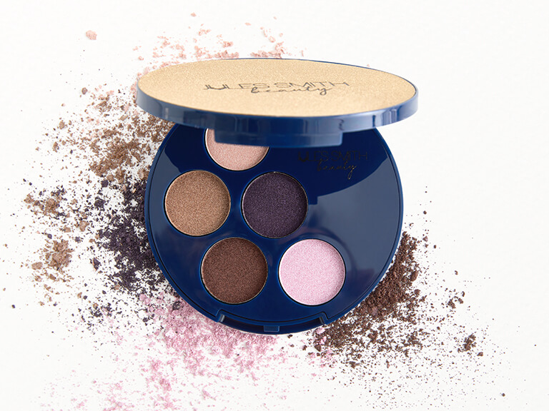 JULES SMITH BEAUTY Power 5 Shadow Palette