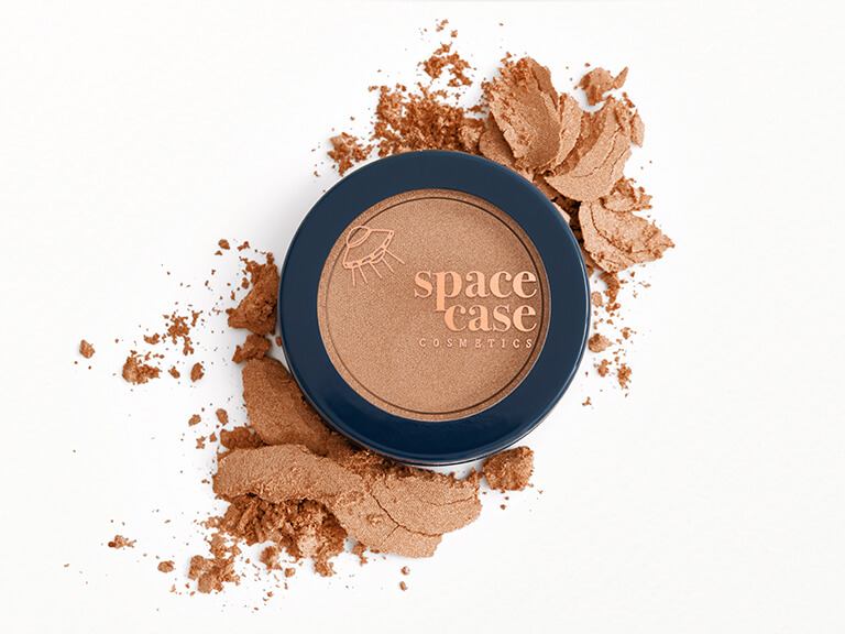 SPACE CASE Fakecation Bronzer