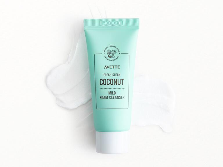 AVETTE Fresh Clean Coconut Mild Cleanser
