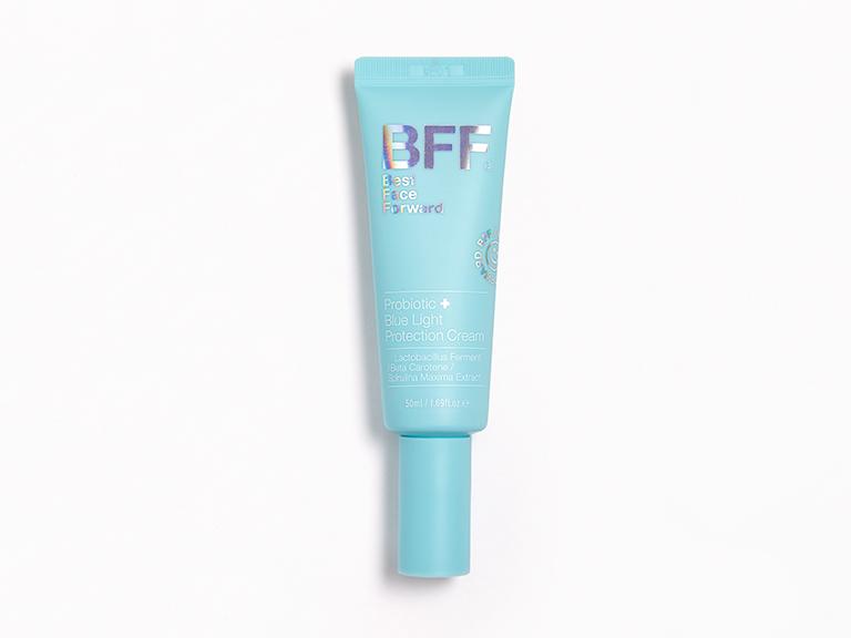 BEST FACE FORWARD Probiotic Blue Light Protection Cream