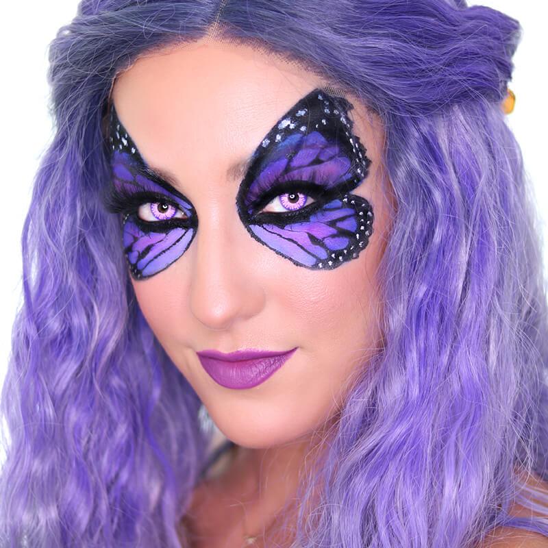 October 2021 Halloween Makeup Looks Module