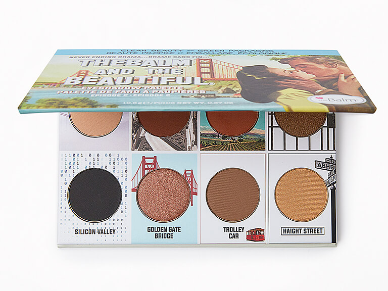 THEBALM COSMETICS The Balm and The Beautiful Episode 2 Palette