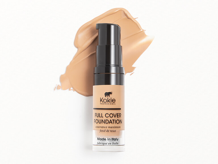 KOKIE COSMETICS Full Cover Foundation in 10C