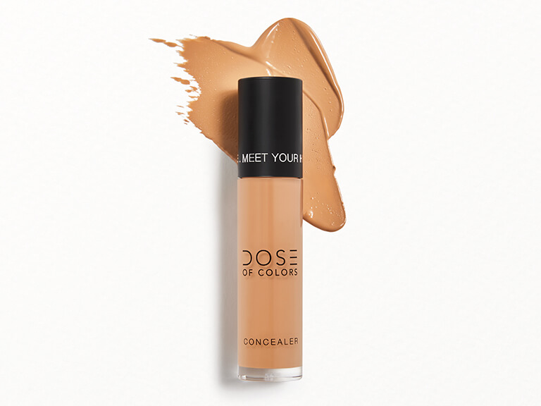 DOSE OF COLORS Meet Your Hue Concealer in 20 - Medium Tan