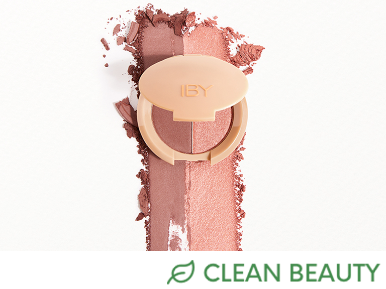 IBY BEAUTY Carry On 2 Face Palette - Auberge and Bon Voyage Eyeshadow