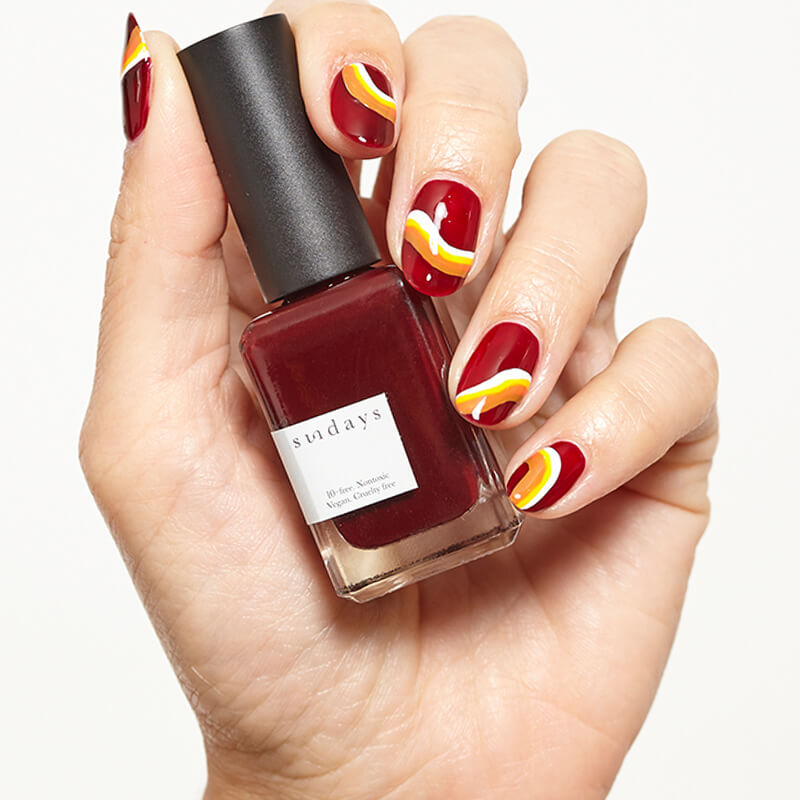 August 2021 Best Fall Nail Colors Story Module v2