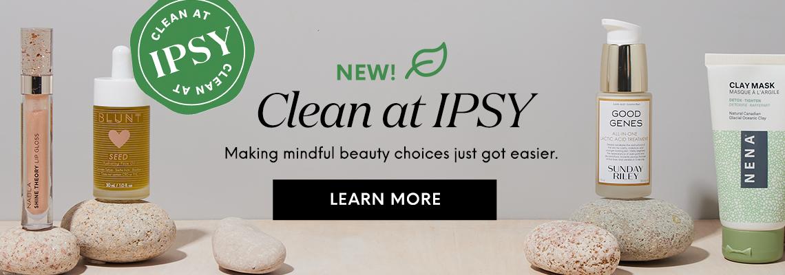 September 2021 Clean Beauty Marketing Module Desktop