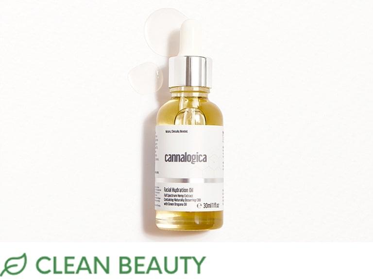 CANNALOGICA Facial Hydration Oil (CLEAN)