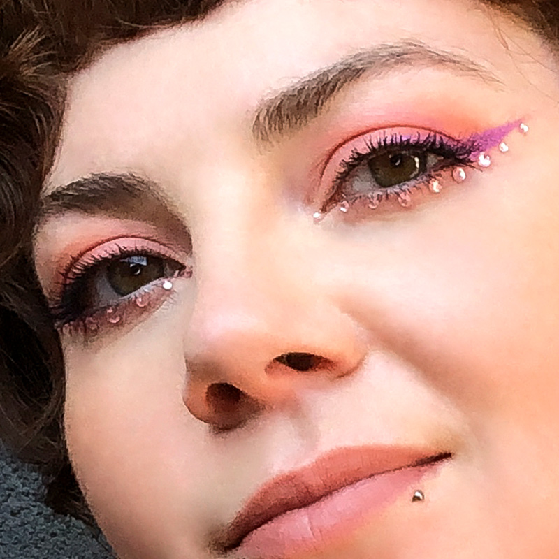 Aug 2020 Featured Rhinestone Makeup Module