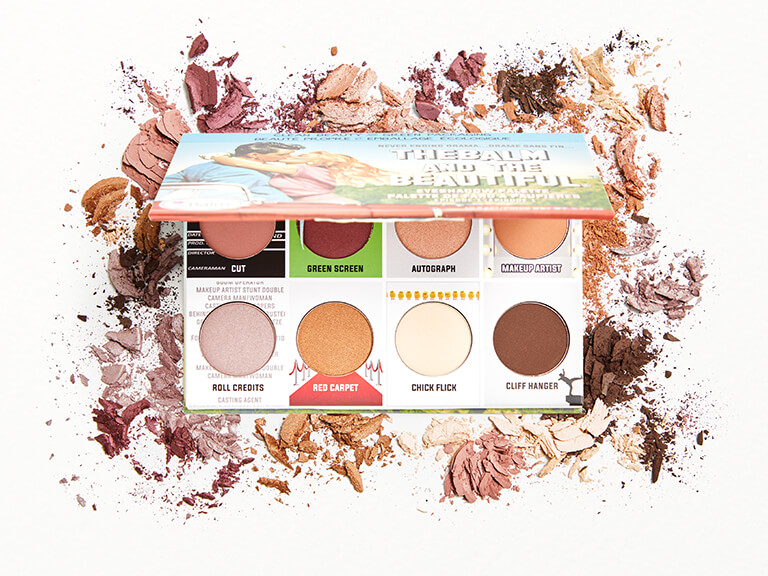 THEBALM COSMETICS theBalm and the Beautiful Eyeshadow Palette in Episode 1