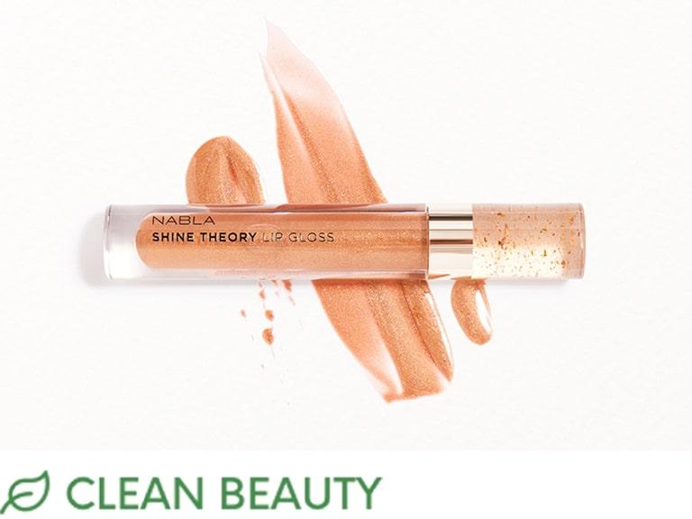 NABLA Shine Theory Lip Gloss in Rennaissance (CLEAN)