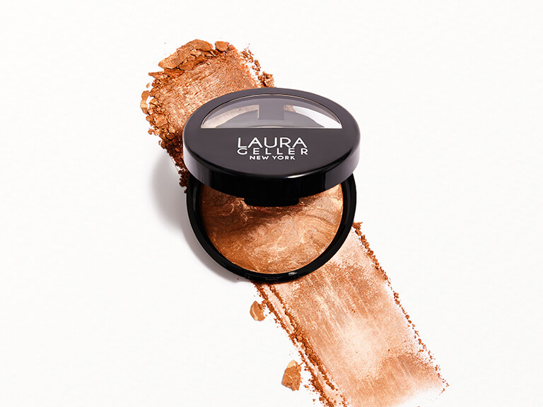 LAURA GELLER Baked Balance-n-Brighten Color Correcting Foundation in Toffee