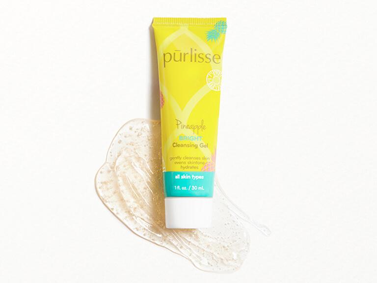 PURLISSE BEAUTY Pineapple Bright Brightening Cleansing Gel
