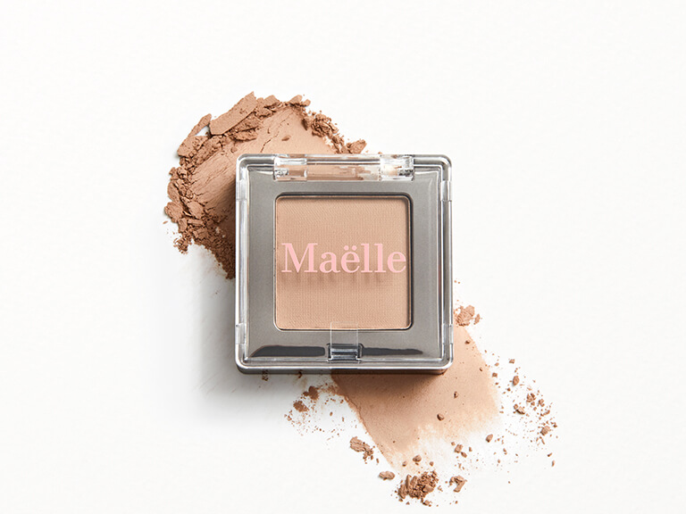 MAËLLE BEAUTY Dawn to Dusk Eyeshadow Collection Single in Sunkissed