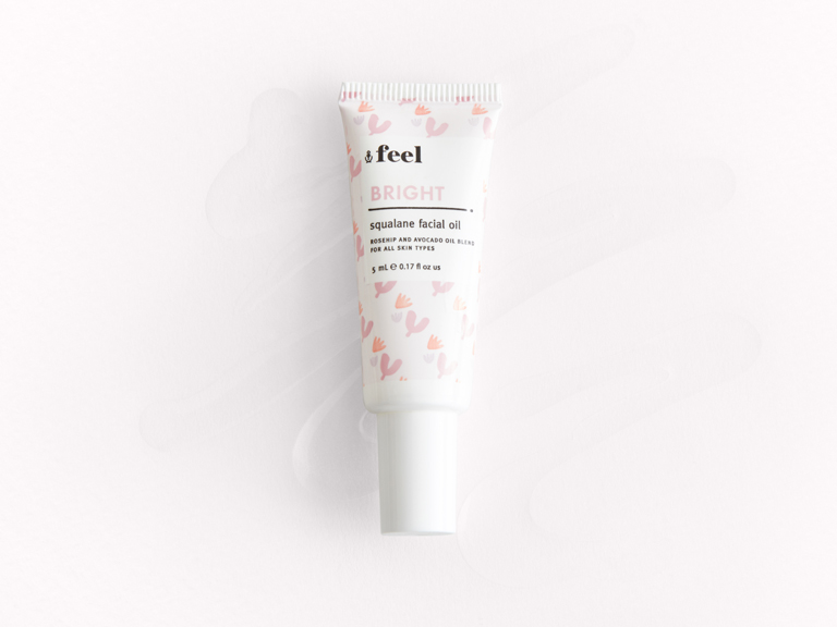 Feel Beauty Bright Daily Squalane + Facial Oil