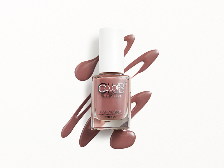 COLOR CLUB Nail Polish in Get a Mauve On It