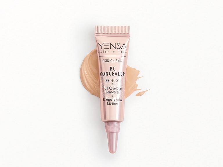 YENSA Skin On Skin BC Concealer in Medium Warm
