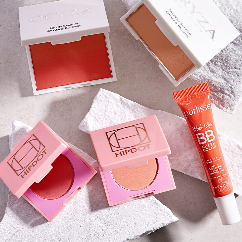 July 2021 How to Apply Blush Module