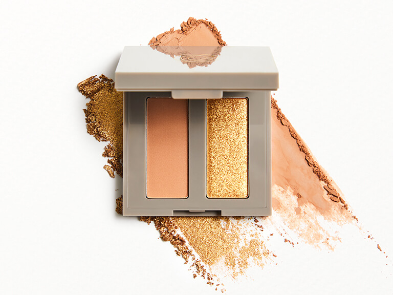 COMPLEX CULTURE Full Time Eyeshadow Duo Cocktail Party Mini Size