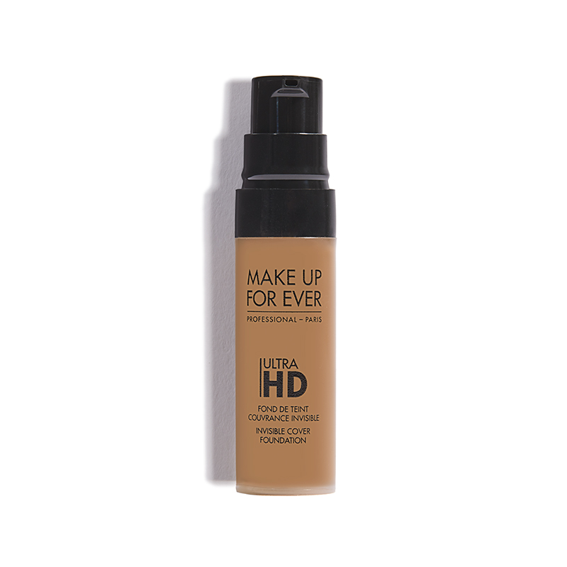 f9bc1152fd65 Ultra HD Invisible Cover Foundation by MAKE UP FOR EVER | Color |  Complexion | Foundation | ipsy