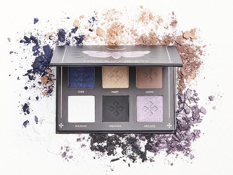 LOVE CRAFT BEAUTY Basic Rituals Eyeshadow Palette