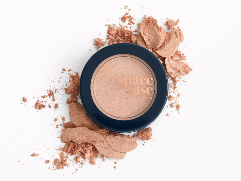 SPACE CASE COSMETICS Highlighter in Seen From Space 1B