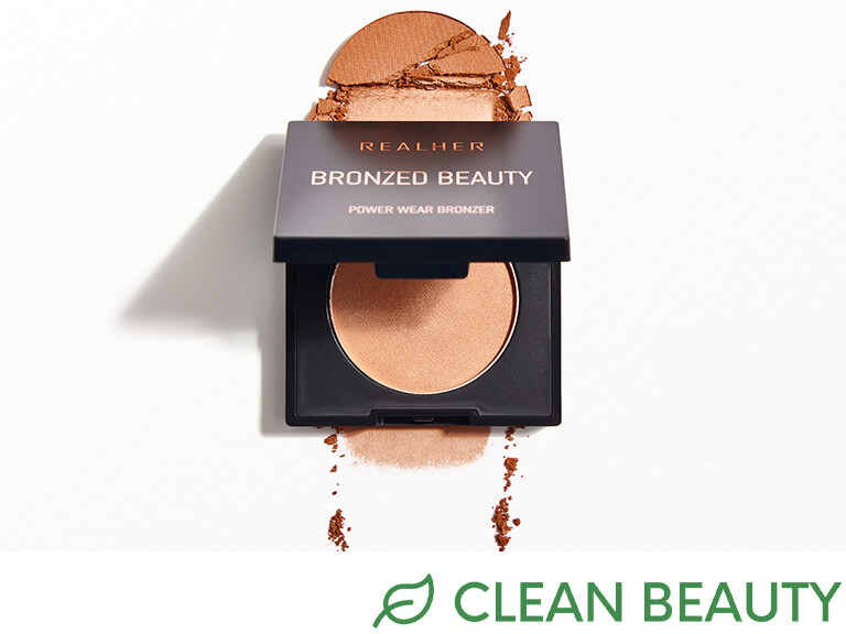 REALHER Power Wear Ombre Bronzer in Bronzed Beauty (Sample)