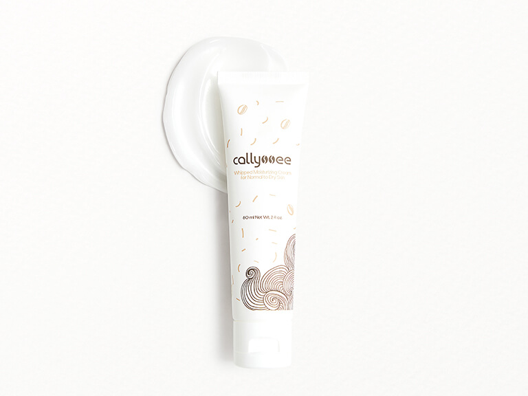 CALLYSSEE Whipped Moisturizing Cream for Normal to Dry Skin