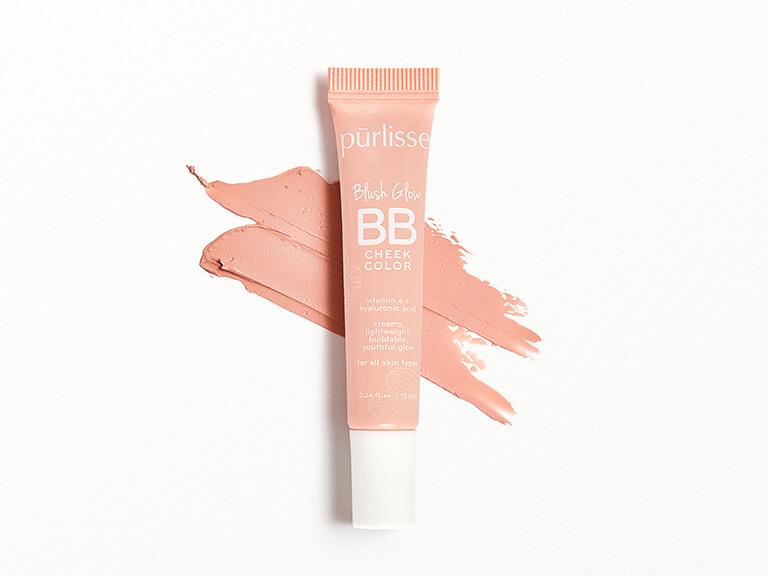 PURLISSE BEAUTY Blush Glow BB Cheek Color in Cool Mauve