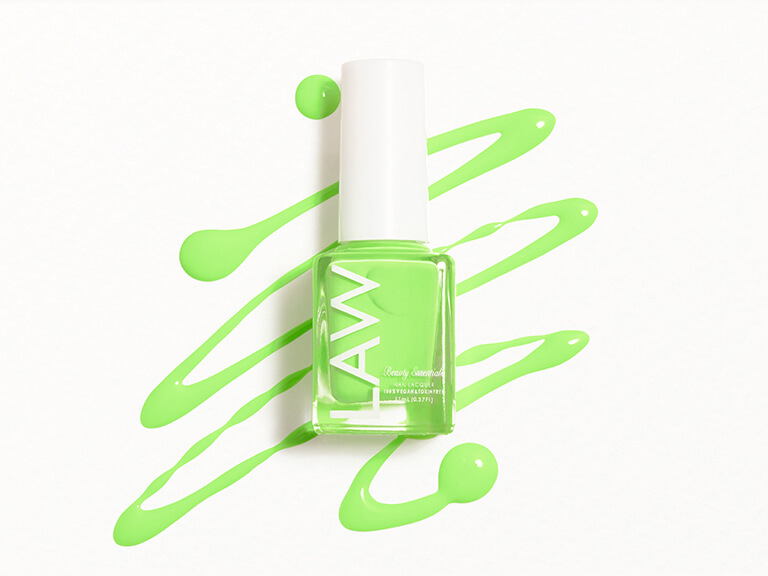 LAW BEAUTY ESSENTIALS Nail Polish in Spear Me
