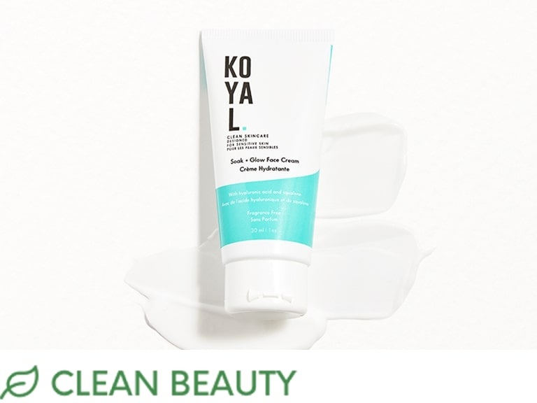 KOYAL BEAUTY Soak + Glow Face Cream (CLEAN)