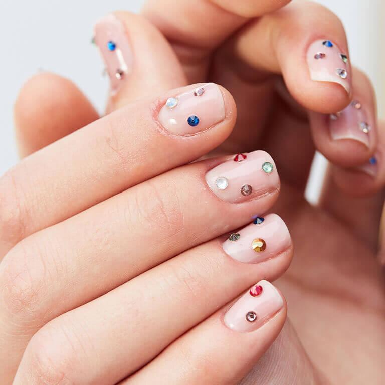 Negative Space Nails 8 Negative Space Manicure Ideas You