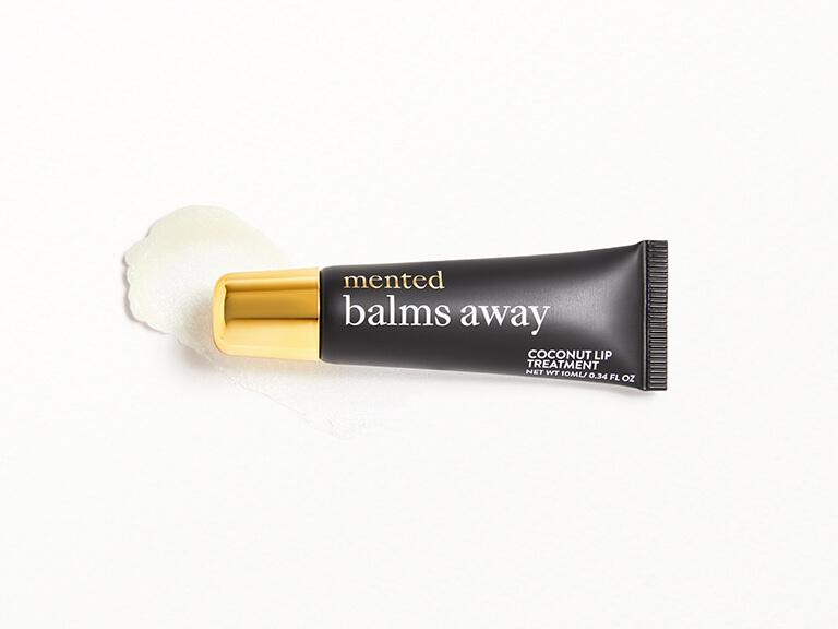 MENTED COSMETICS Balms Away Coconut Lip Treatment