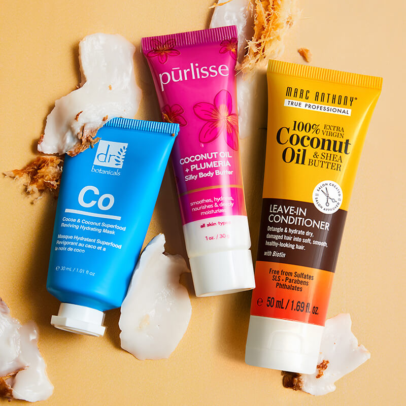 May 2020 Coconut Oil Story Square
