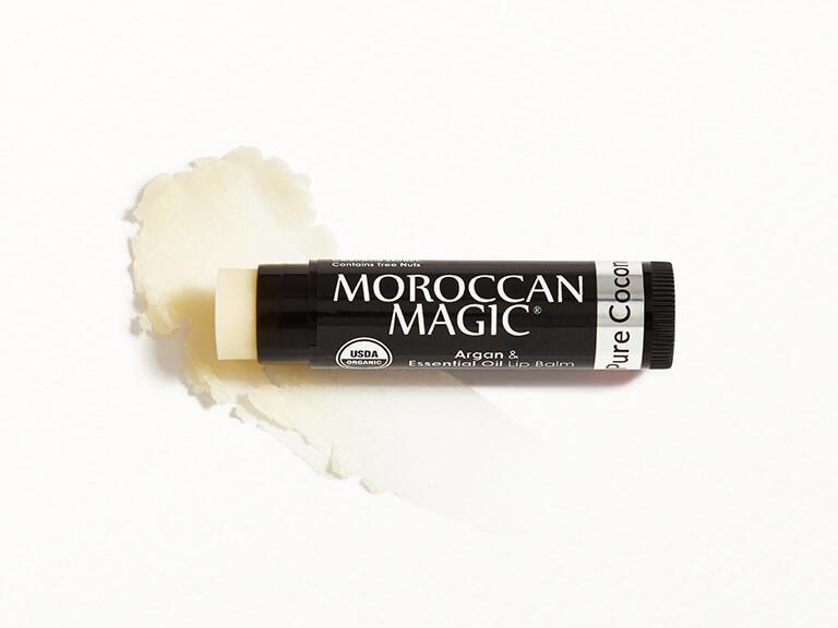 MOROCCAN MAGIC Lip Balm in Coconut