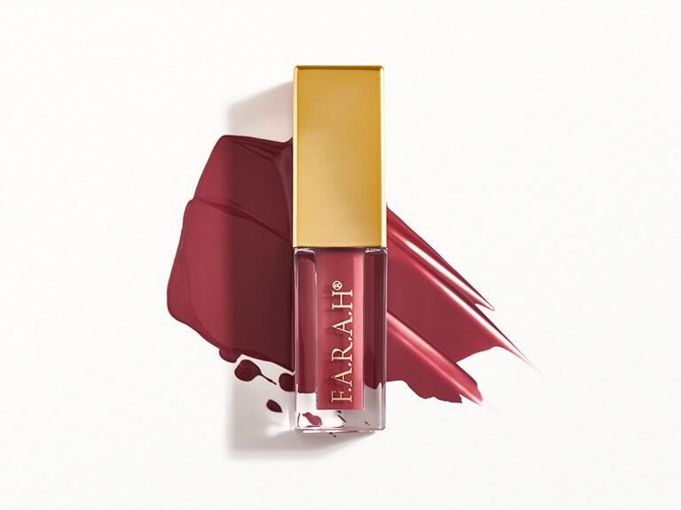 F.A.R.A.H Matte Liquid Lipstick in Tiffany
