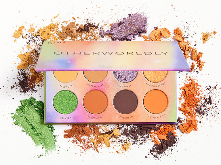 WE ARE FLUIDE Otherworldly Palette