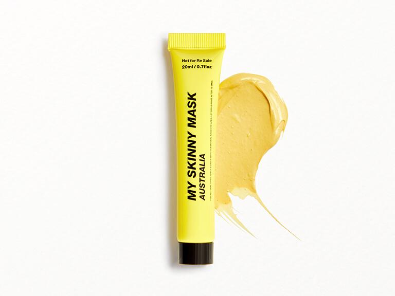 MY SKINNY MASK Turmeric and Vitamin C Clay Mask