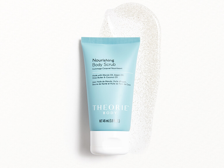 THEORIE Nourishing Body Scrub