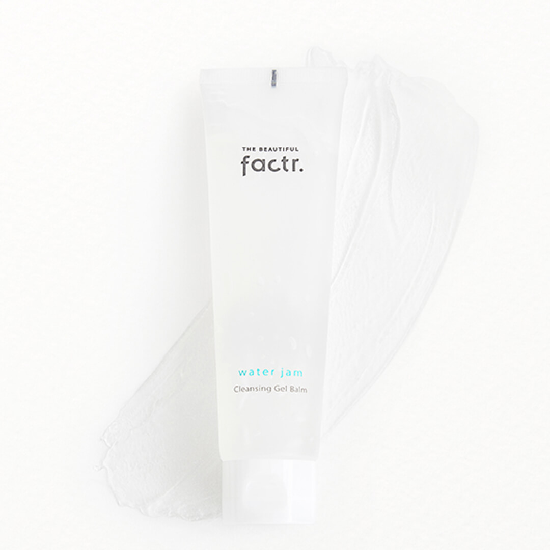 THE BEAUTIFUL FACTR Water Jam Cleansing Gel Balm