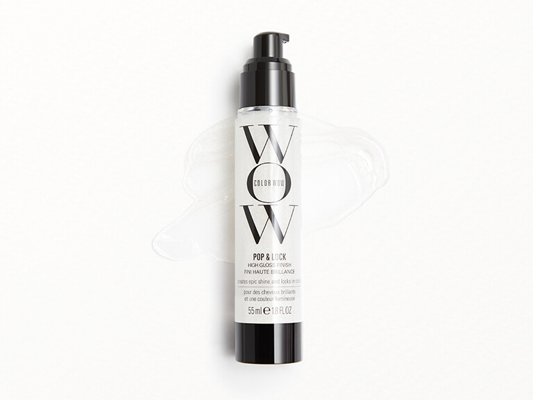 COLOR WOW HAIR Pop + Lock Frizz Control and Glossing Serum