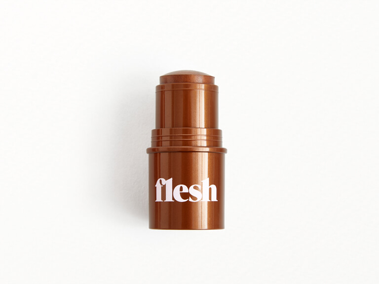 FLESH Touch Flesh Highlighter Balm in Squeeze