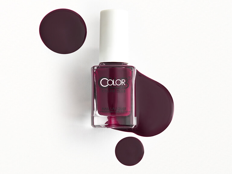 COLOR CLUB Nail Polish in Rocky Mountain High