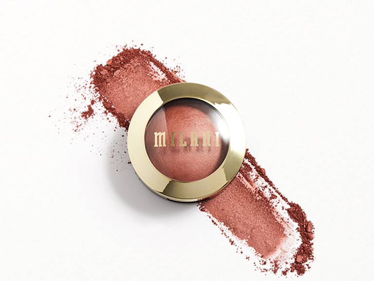 MILANI COSMETICS Baked Blush in Sunset Passione